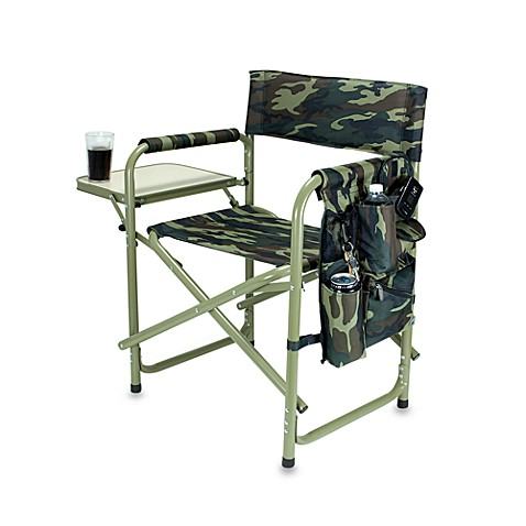 Buy Picnic Time 174 Folding Sports Chair In Camouflage From