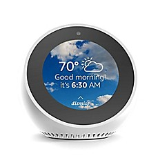 image of Amazon Echo Spot 2-Pack