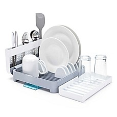 Minky Homecare® Dish Rack In White