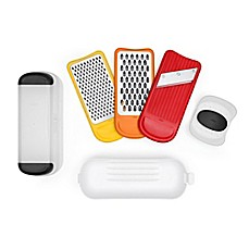 image of OXO Good Grips® Mini Grate and Slice Set