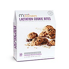 image of Milkmakers® 10-Count Oatmeal Raisin Lactation Cookies