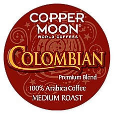 image of 20-Count Copper Moon® Colombian Coffee for Single Serve Coffee Makers