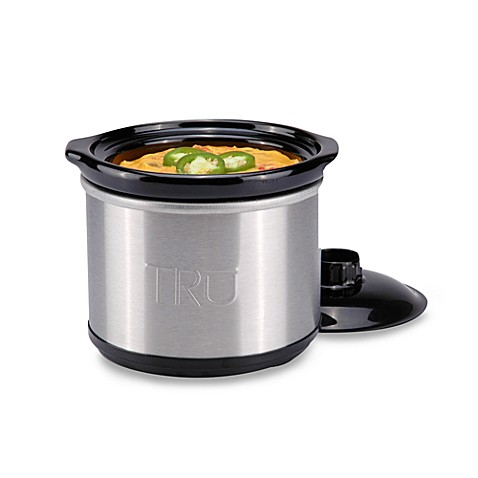 Slow cookers multi cookers cooking systems bed bath beyond tru 065 quart slow cooker fandeluxe Images