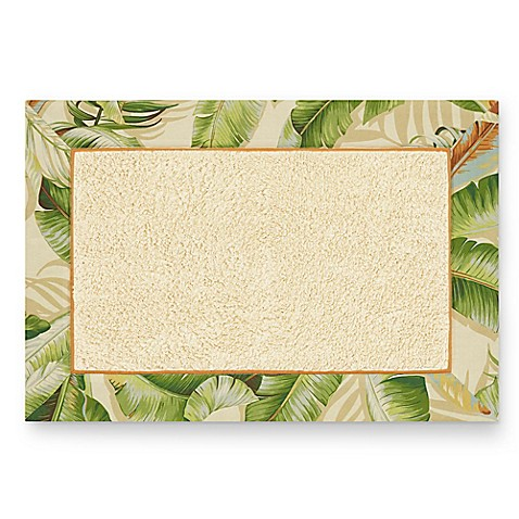 Tommy Bahama 174 Palmiers Bath Mat Collection Bed Bath Amp Beyond
