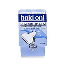 image of Comforter Clips (set of 4)