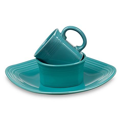 Fiesta\u0026reg; Square Dinnerware Collection in Turquoise  sc 1 st  Bed Bath \u0026 Beyond & Fiesta® Square Dinnerware Collection in Turquoise - Bed Bath \u0026 Beyond