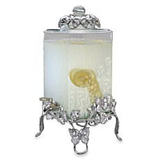 image of Arthur Court Designs Butterfly 2 1/2-Gallon Beverage Server