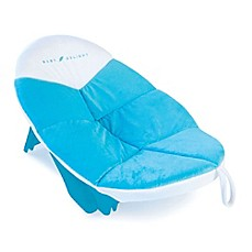 image of Baby Delight Cushy Nest Cloud in Blue
