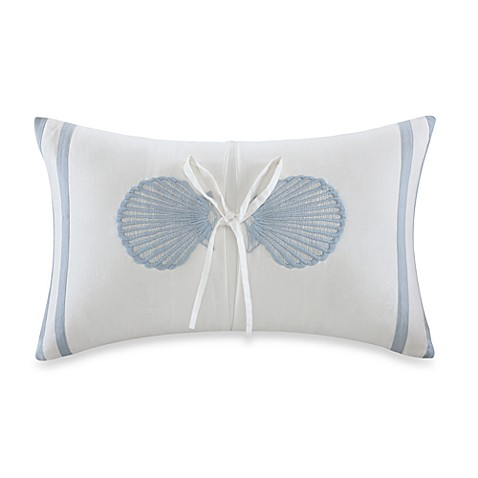 Bed Bath And Beyond Blue Throw Pillows : Harbor House Crystal Beach Oblong Throw Pillow - Bed Bath & Beyond