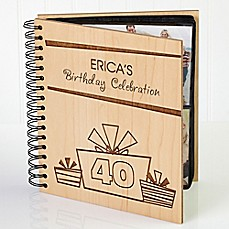 image of Birthday Gifts Photo Album