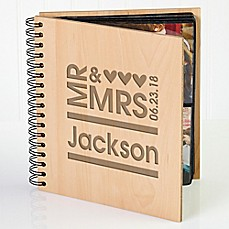 image of Mr. & Mrs. Photo Album