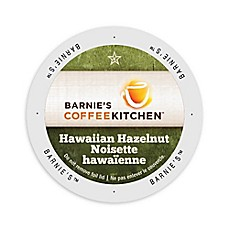 image of Barnie's Coffee Kitchen Hawaiian Hazelnut Single Serve Coffee