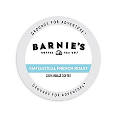 image of Barnie's Coffee Kitchen French Roast Single Serve Coffee