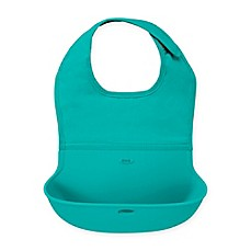 image of OXO Tot® Roll Up Bib in Teal