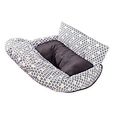 image of Summer Infant® 2-in-1 Cushy Cart Cover and Seat Positioner in Country Diamonds