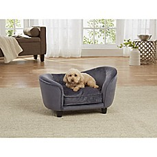 image of Enchanted Home Pet Small Ultra Plush Snuggle Bed