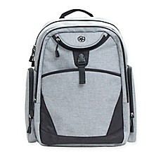 image of J is for Jeep® Everyday Backpack Diaper Bag in Grey