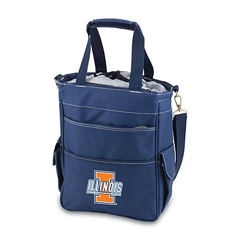 Picnic Time® Collegiate Activo Tote - University of Illinois (Blue)