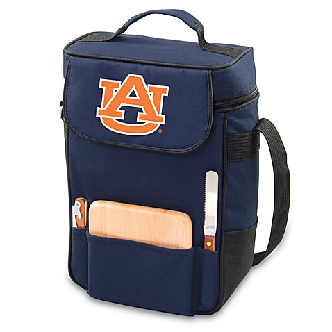 Picnic Time® Collegiate Duet Insulated Cooler Tote - Auburn University