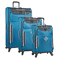 image of Columbia Crown Point 3-Piece Spinner Luggage Set