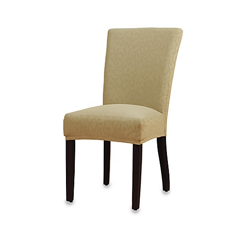 Sure Fit Fresca Parsons Dining Room Chair Cover Bed