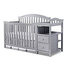 Crib And Changing Table Combo Crib Changer Combo