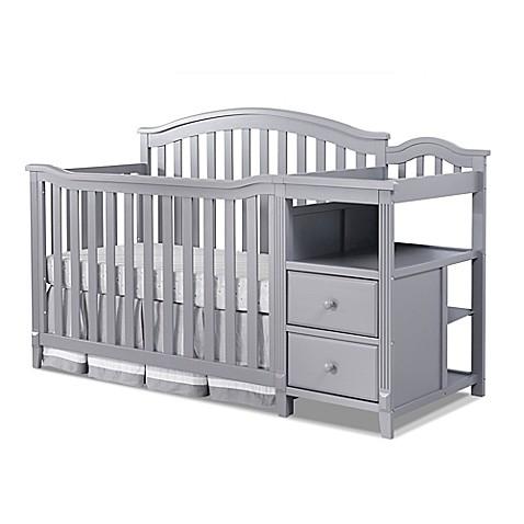 Sorelle Berkley 4 In 1 Convertible Crib And Changer In