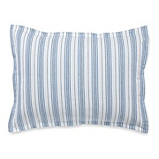 image of Coastal Life® South Port Stripe Pillow Sham