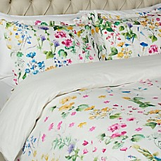 image of Wildflower Meadow Duvet Cover Set