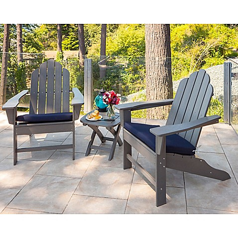 Charmant POLYWOODu0026reg; Long Island Outdoor Furniture Collection