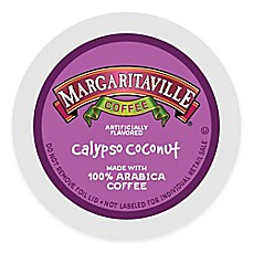 image of 36-Count Margaritaville® Calypso Coconut Flavored Coffee for Single Serve Coffee Makers