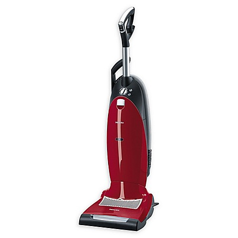 Miele Dynamic U1 Fresh Air Upright Vacuum Cleaner In Red