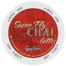image of Guy Fieri™ Super Fly Chai™ Latte for Single Serve Coffee Makers