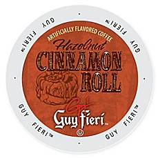 image of Guy Fieri™ Hazelnut Cinnamon Roll Coffee for Single Serve Coffee Makers