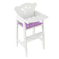 image of KidKraft® Lil' Doll High Chair