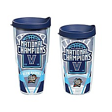 image of Villanova University March Madness Wrap Tumbler with Lid