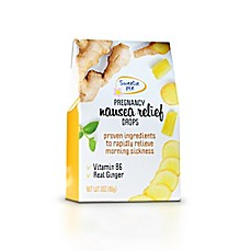 image of Sweetie Pie Organics 12-Count Ginger/Vitamin B6 Nausea Relief Pregnancy Drops