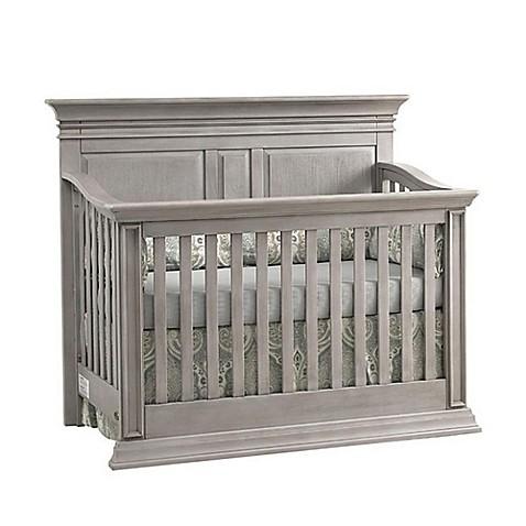 Baby Cache Vienna 4 In 1 Convertible Crib In Ash Grey