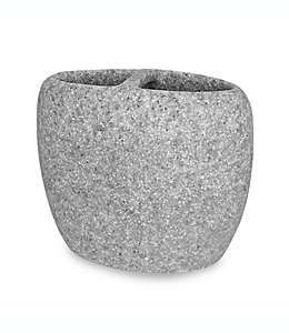 Portacepillos de dientes de resina UGG® Sadie color gris carbón