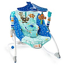 image of Disney® Baby Finding Nemo Explore the Sea Rocker