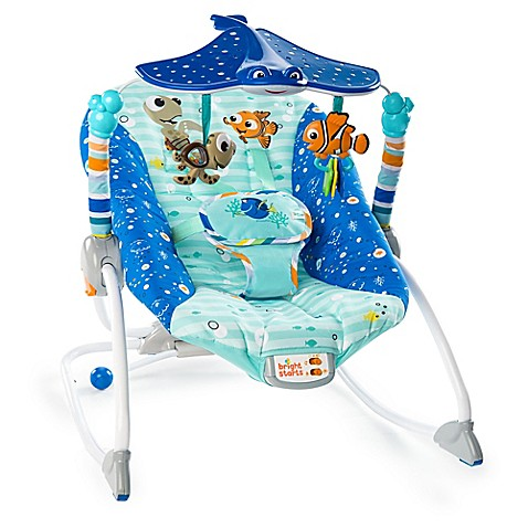 Disney 174 Baby Finding Nemo Explore The Sea Rocker Buybuy Baby