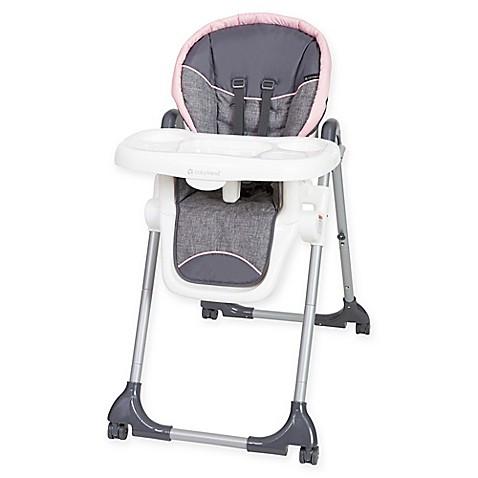Baby Trendu0026reg; Dine Timeu0026trade; 3 In 1 High Chair In Starlight Pinku0026trade