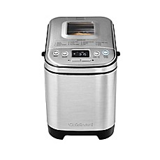 image of Cuisinart® 2 lb. Stainless Steel Breadmaker