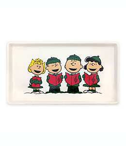 Charola para tocador Peanuts™ Holiday de cerámica