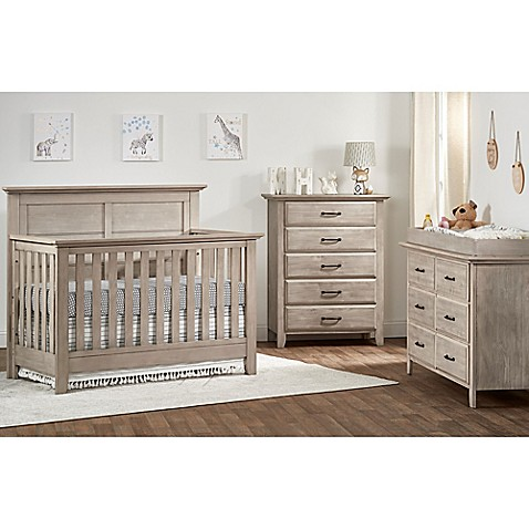 Oxford Baby Stone Haven Furniture Collection in Dust/Beige - buybuy BABY