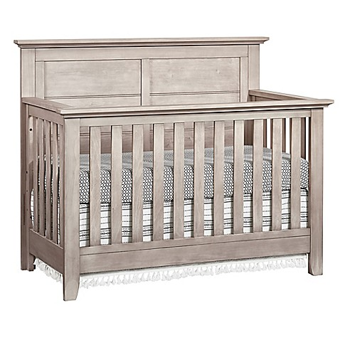Oxford Baby Stone Haven 4-in-1 Convertible Crib in Dust/Beige ...