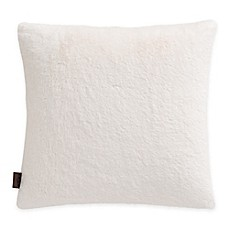 image of UGG® Cascade Frosted Plush Square Throw Pillow