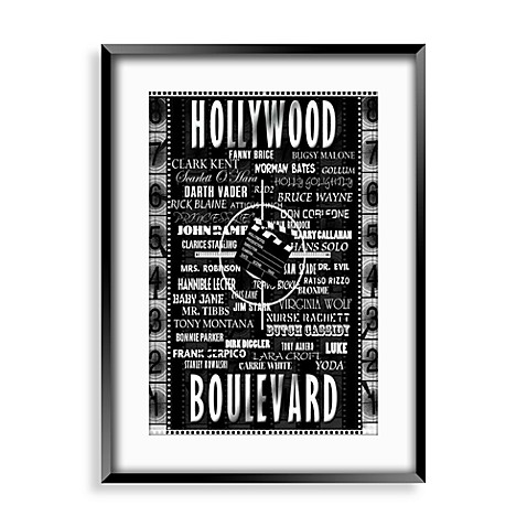 Hollywood Boulevard I Wall Art