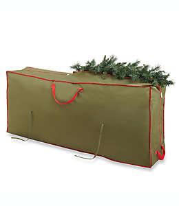 Bolsa Deluxe con ruedas Real Simple®, para almacenar árbol de Navidad