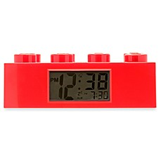image of LEGO® Brick Alarm Clock